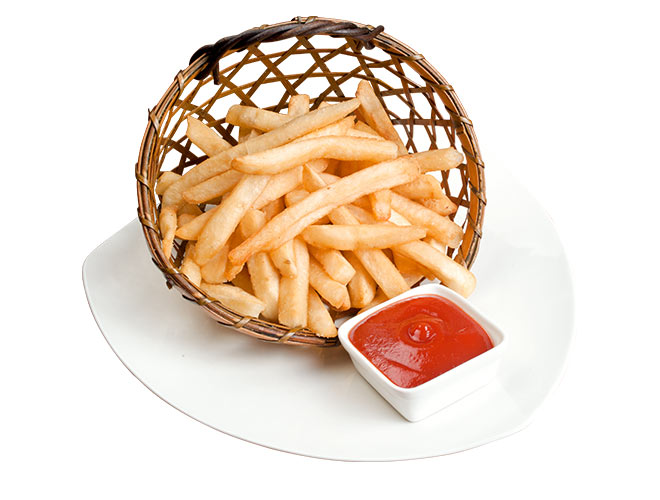 <b>French Fries</b><br/>